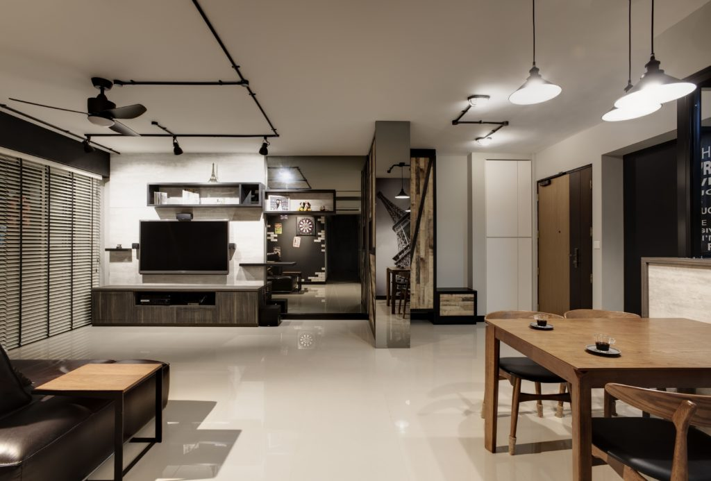 Lores666A Punggol 003 1024x693 - Living Room Design: 20 Common Mistakes to Avoid