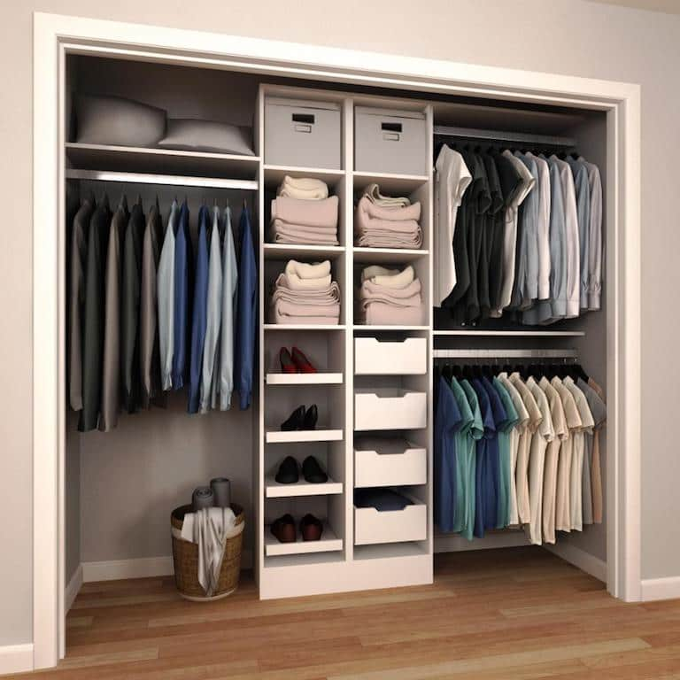 6 Types of Modern Wardrobe Designs For Your Bedroom ...
