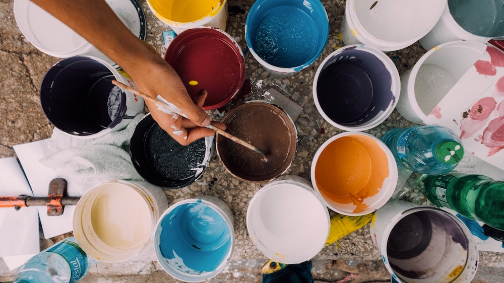 bucket of paint - Painting Cost Guide In Singapore [Updated 2021]
