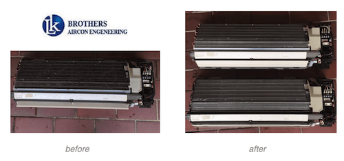 lkbrothers chemical overhaul before after min - Aircon Servicing Price In Singapore