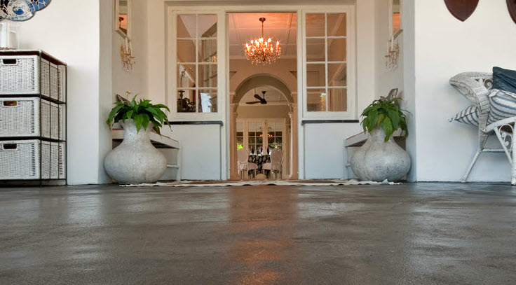 cement screed home floor