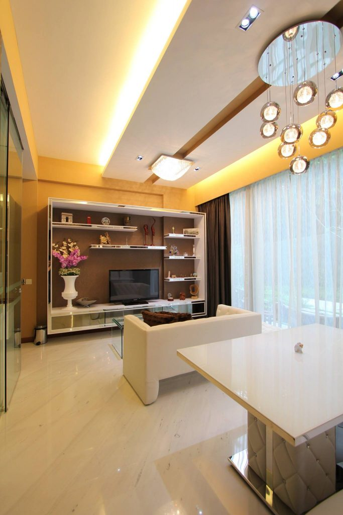 Luxury Beaux 2BedroomCondoKeppelBay 683x1024 - What is Luxury Interior Design and Ways to Make Your Homes More Luxurious