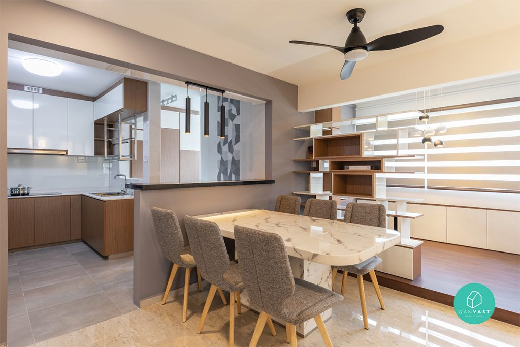 azcendant bukitmerahview dining 1024x683 - What is Luxury Interior Design and Ways to Make Your Homes More Luxurious